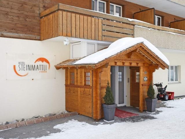 Hotel Steinmättli in Adelboden