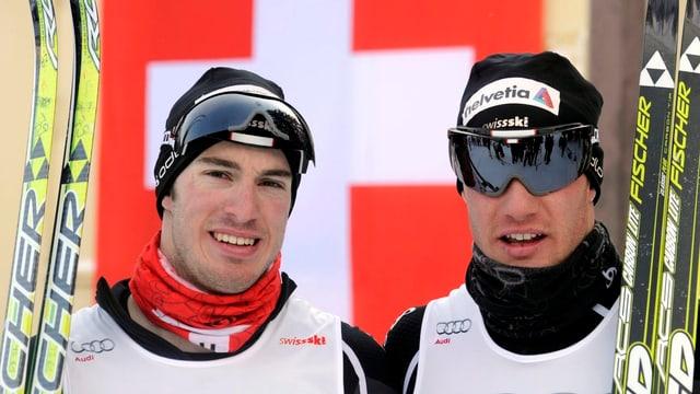 Dario und Gianluca Cologna