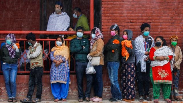 Nepals doppelte Krise