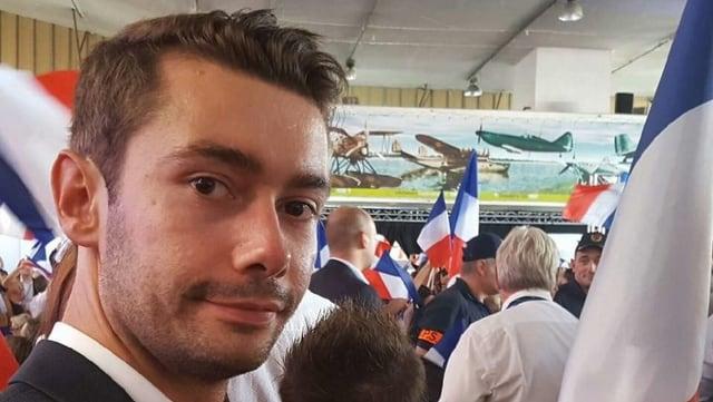 Nicolas wählt Marine Le Pen