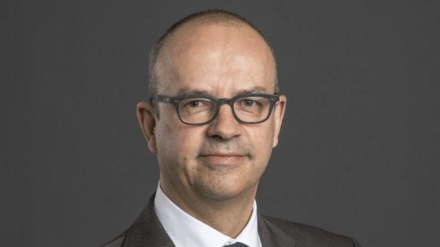 Botschafter Eric Scheidegger