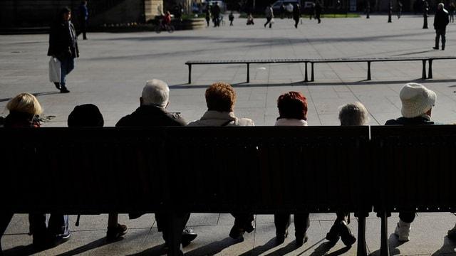 Alle altern, aber alle anders (Artikel enthält Audio)