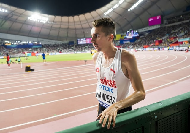 Julien Wanders.