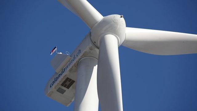 Rotor einer Windanlage