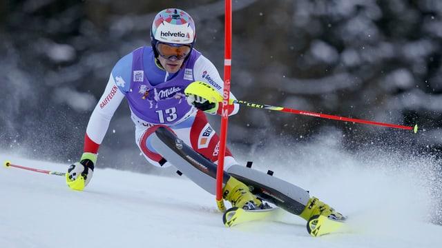 Daniel Yule, il skiunz dal Vallais vegn 6avel a Santa Caterina