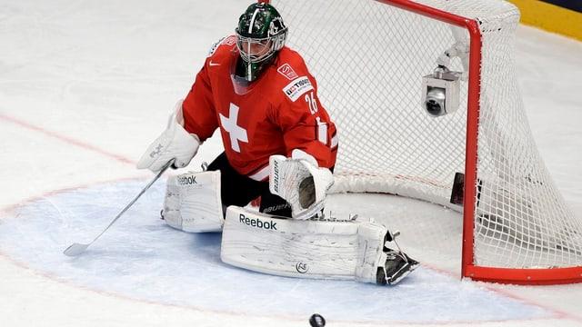 Der Routinier soll die Schweiz zu WM-Gold hexen.