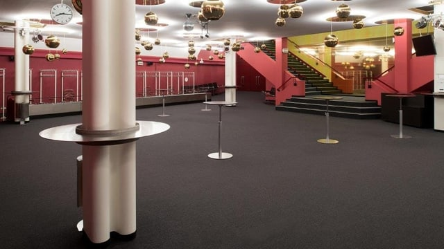 Das Foyer des Schauspielhauses