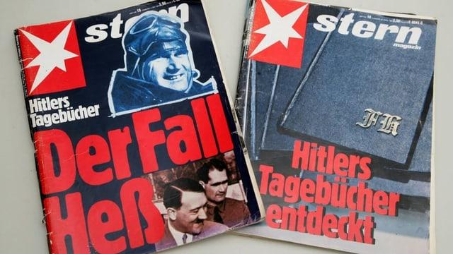 Skandale im deutschsprachigen Journalismus