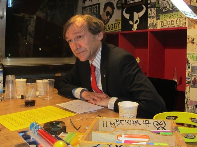Andreas Bühlmann (SP)
