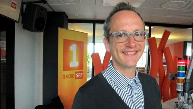 Regisseur Hannes Hug.