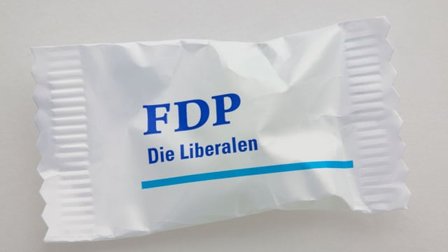 Wahlwerbung der FDP