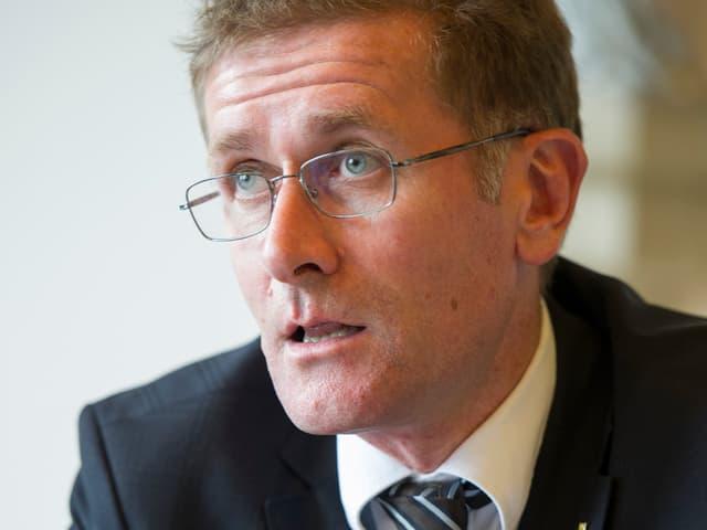 Der Berner Justizdirektor Christoph Neuhaus.