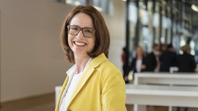 Susanne Vincenz-Stauffacher.
