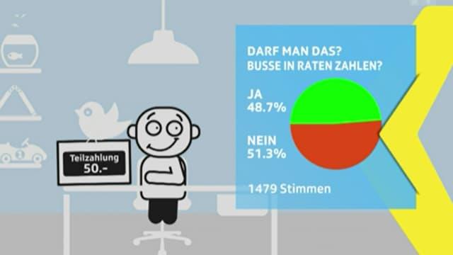 Abstimmungsresultat