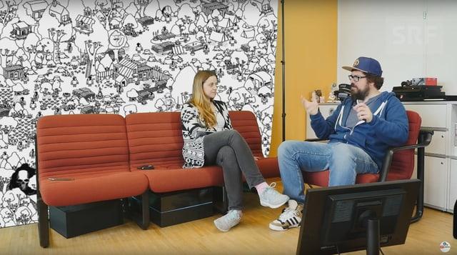 Die Geek-Sofa-Diskussion