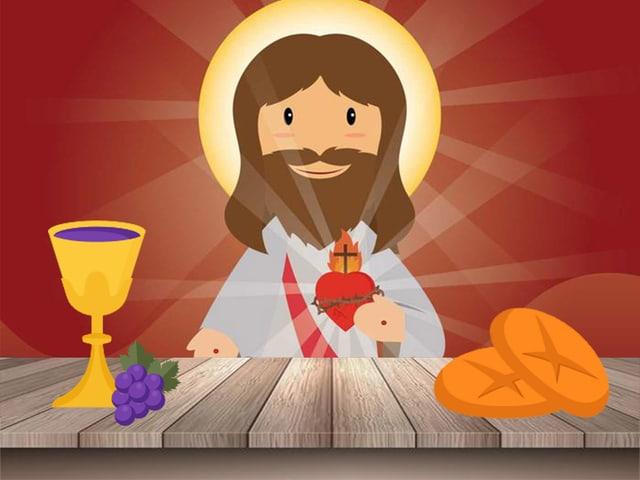 Jesus Abendmahl