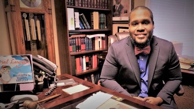 Bürgerrechtsanwalt Gerald Griggs aus Atlanta.