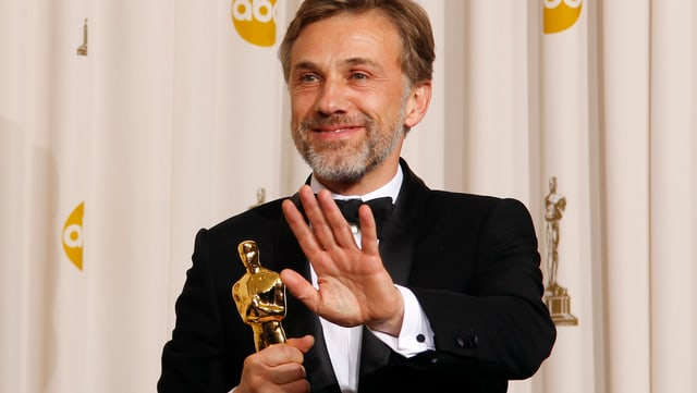 Waltz gewann 2010 einen Oscar.