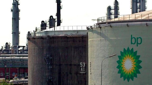 raffinaria dad ieli da BP