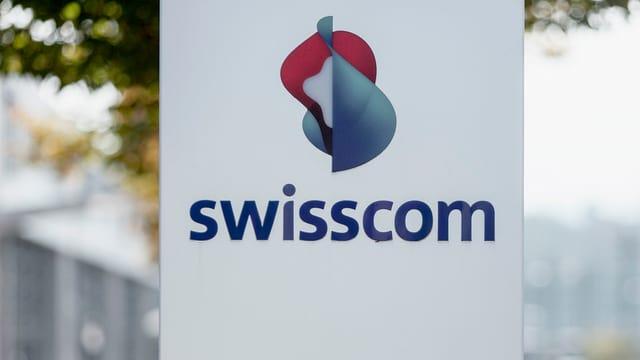 Logo da Swisscom.