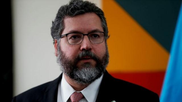 Ernesto Araújo.