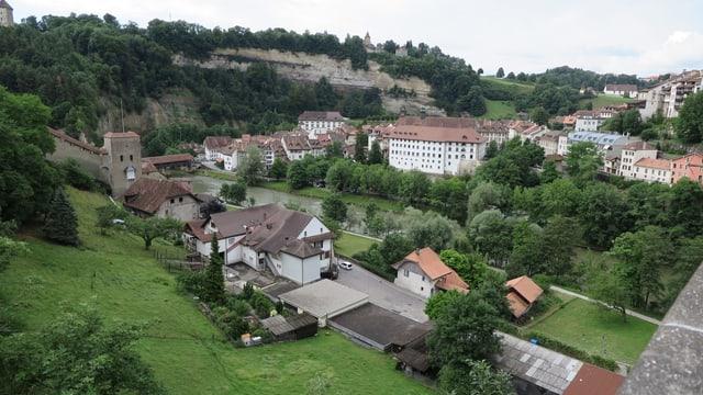 Freiburger Auquartier