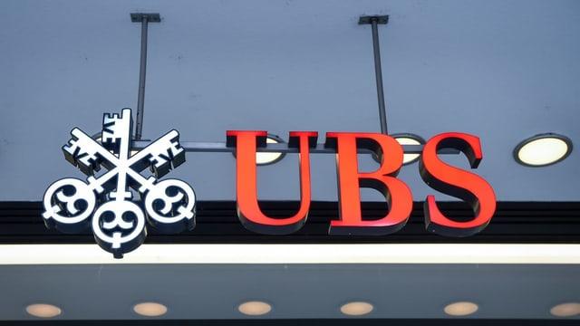 Umstrukturierung bei der UBS - Werden Hunderte Stellen