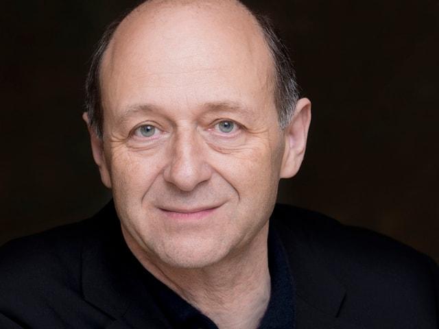 Porträt von Iván Fischer