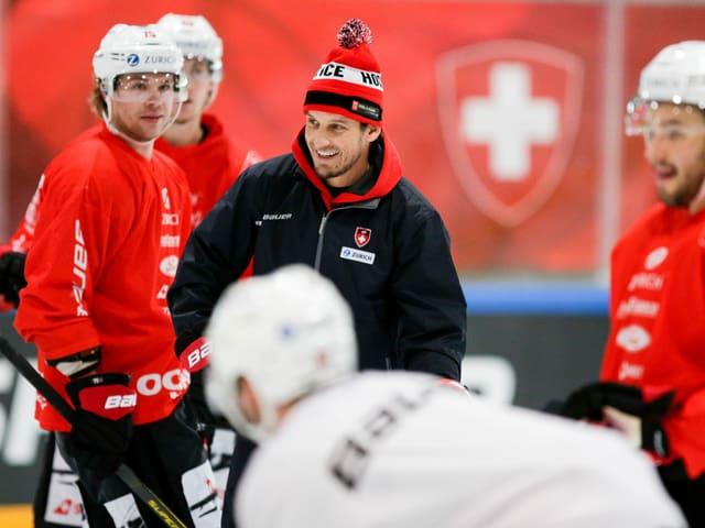 Nati-Coach Patrick Fischer, Spieler