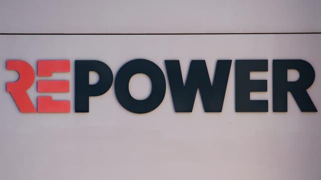 Logo da Repöower.