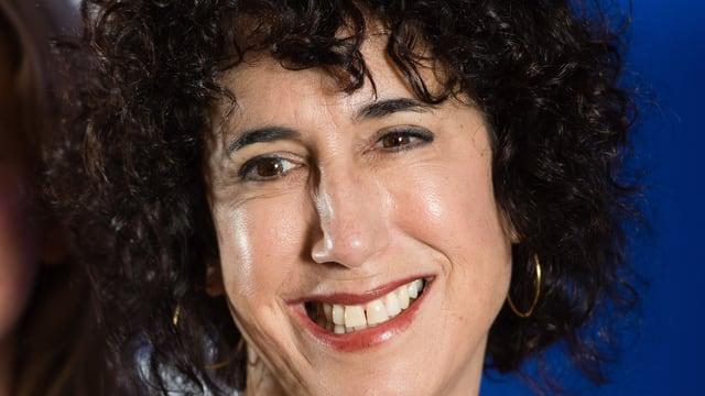 Auf dem Bild ist das Porträt von Regisseurin Jennifer Fox zu sehen.