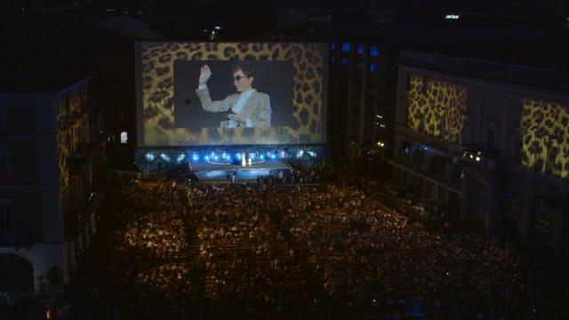 Video «Piazza Grande - 70 Jahre Filmfestival Locarno» abspielen