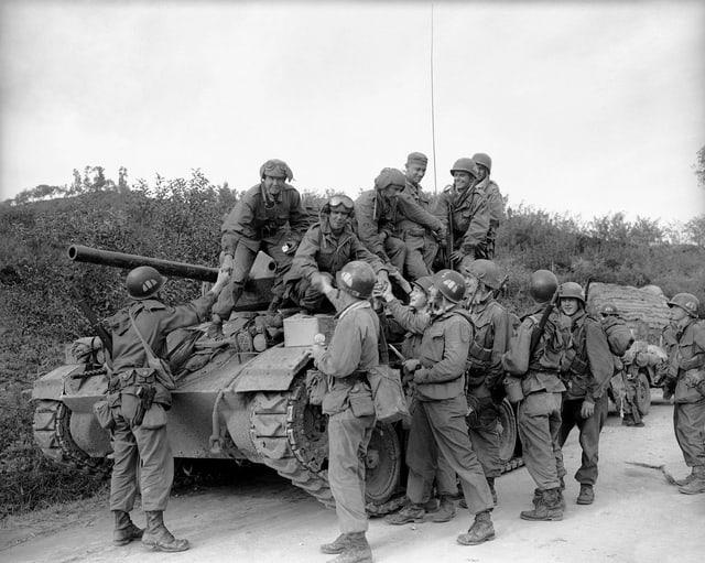 Drei Jahre Krieg in Korea