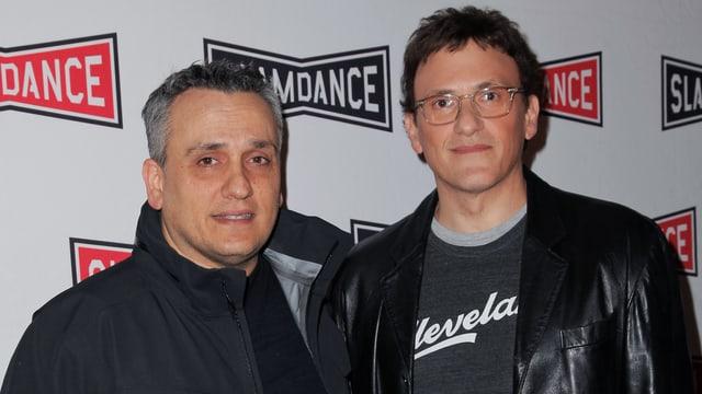 Porträt Anthony und Joe Russo