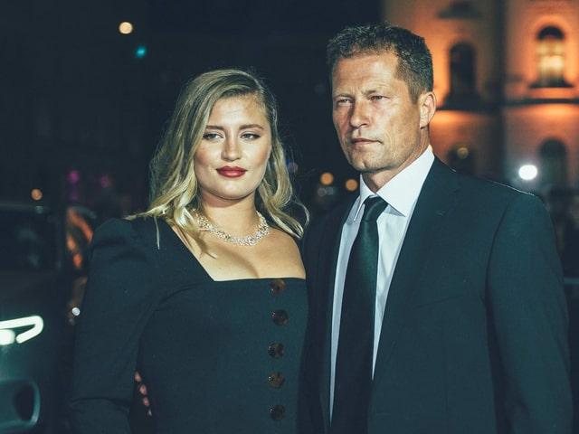 Til Schweiger reiste zum Abschluss des Filmfestivals mit Tochter Luna an.