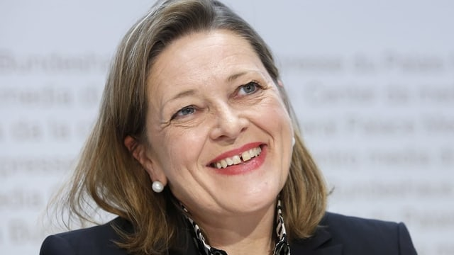 Heidi Z'graggen im Porträt