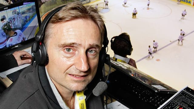 SRF-Experte Christian Weber im Porträtfoto.