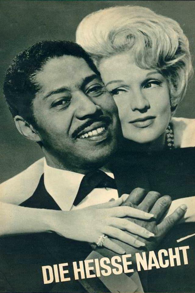 Schwarzer Mann mit weisser Frau