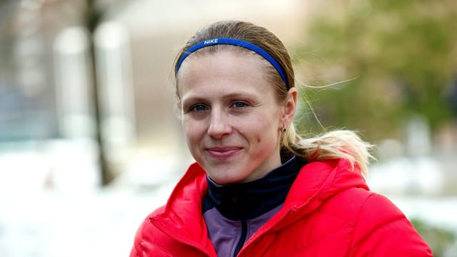 L'atleta russa Julia Stepanowa