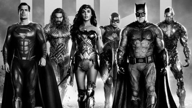 «Zack Snyder's Justice League» wird dem Hype gerecht