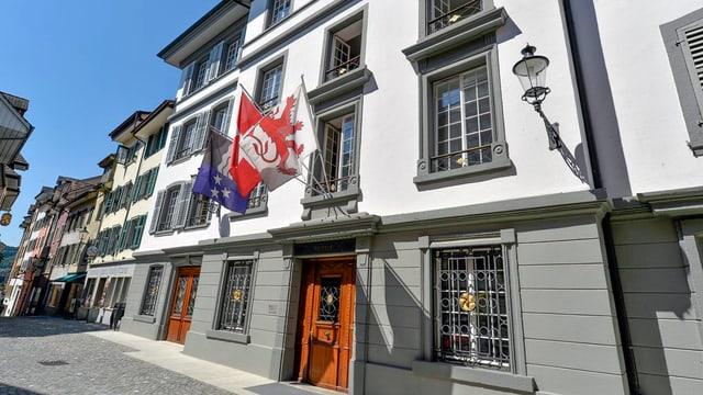Rathaus Bremgarten