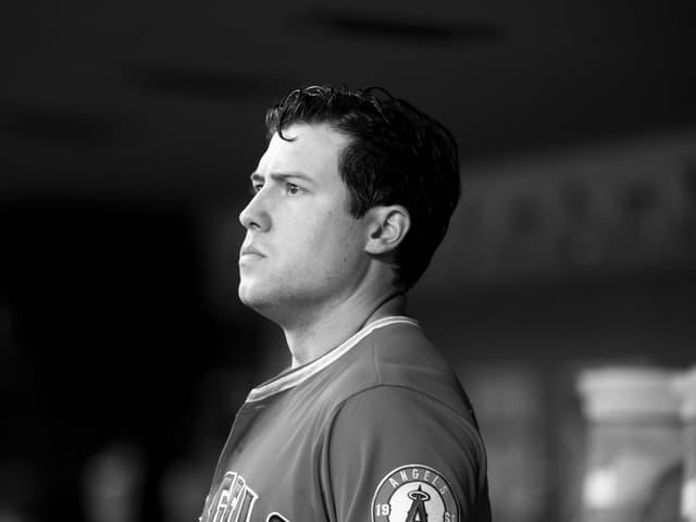 Baseballspieler Tyler Skaggs.