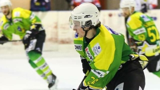 Purtret dal club da hockey da Partenz-Signuradi.