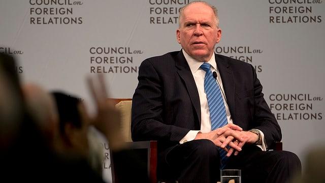 CIA-Chef John Brennan.