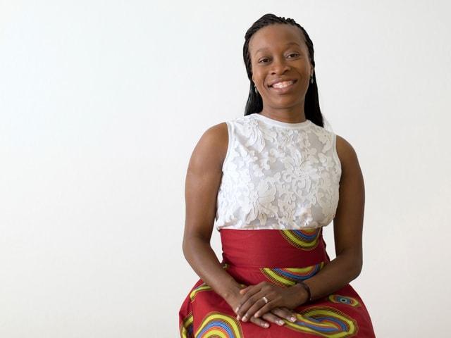 Lisa aus Simbabwe.