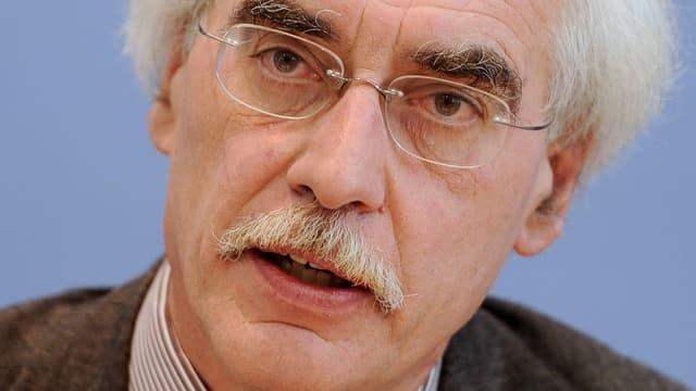 Porträt Reinhard Schulze