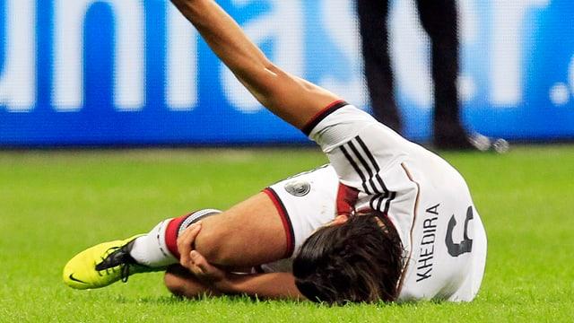 Die deutsche Nationelf wird sich nach Alternativen für einen ihrer Führungsspieler umschauen müssen.