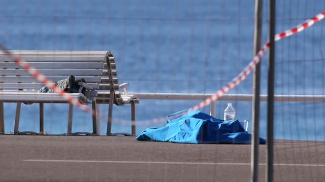 Ina da las 84 victimas da l'attentat a Nizza.