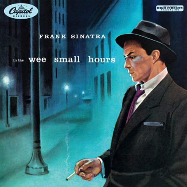 Cover «In the wee small hours»