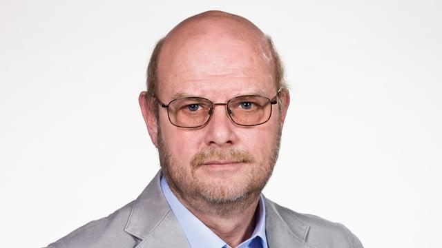 Porträt von Ulrich Achermann